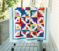 Butterfly Blooms Quilt Kit