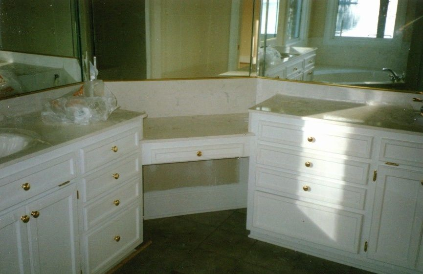 That S Cold Puppy Kicking Ceo Lands New Gig With Frozen Food Company Custom Bathroom Built In Vanity Bathroom Inspiration