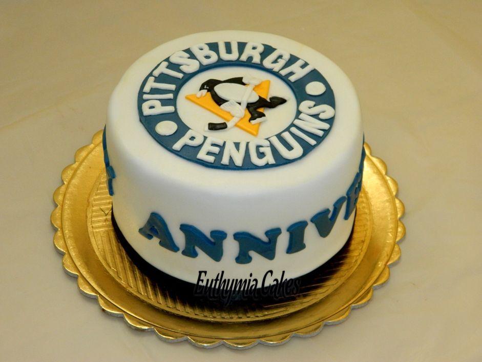 Pittsburgh penguins cake cake penguin cakes