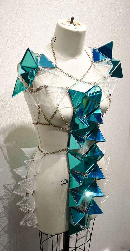 Photo of Wearable Sculpture — Minna Jain
