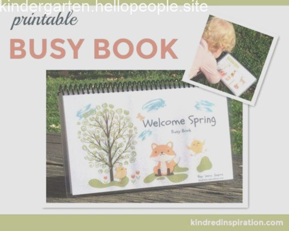 Spring Learning Busy Book Educational Quiet Book Easter Activities and Games Printable Dow Spring Learning Busy Book Educational Quiet Book Easter Activities and Games Pr...
