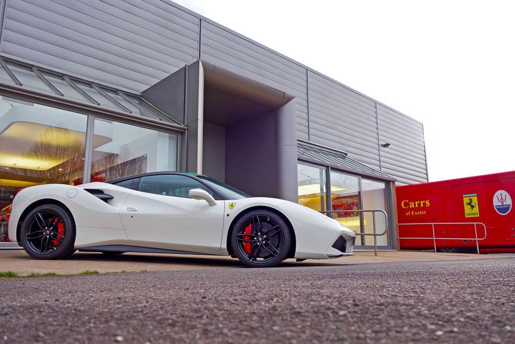 Carrs of Exeter Ferrari