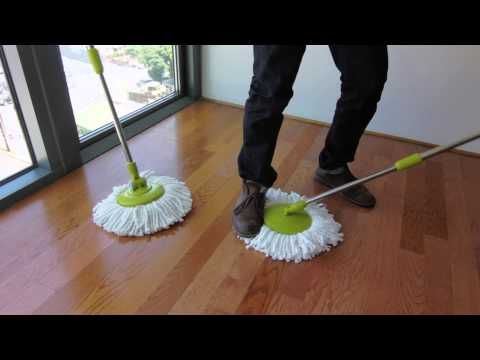 The Best Mop You Can Use to Clean Your Hardwood Floor | Black Friday ...