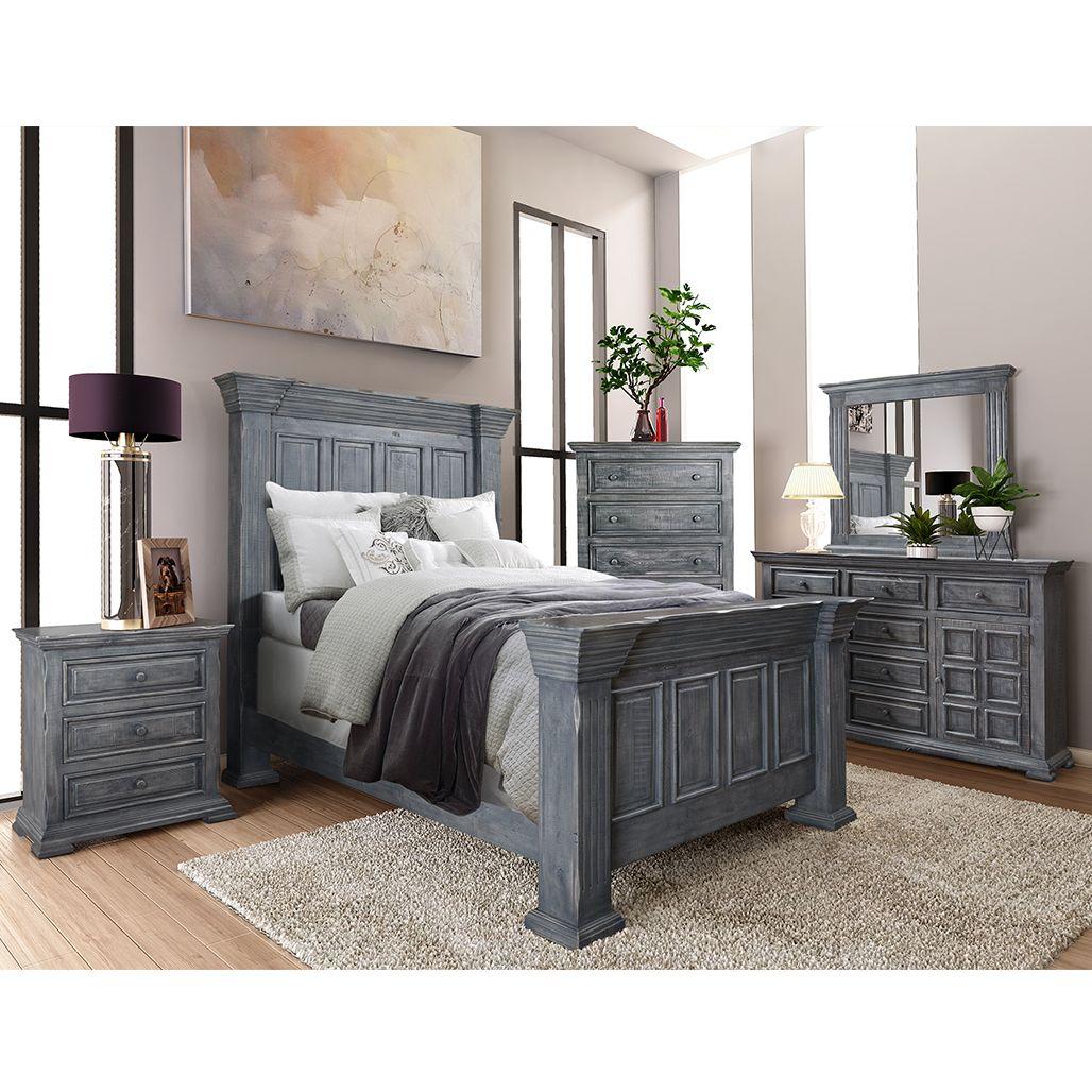 marquis grey bedroom set bedroom set