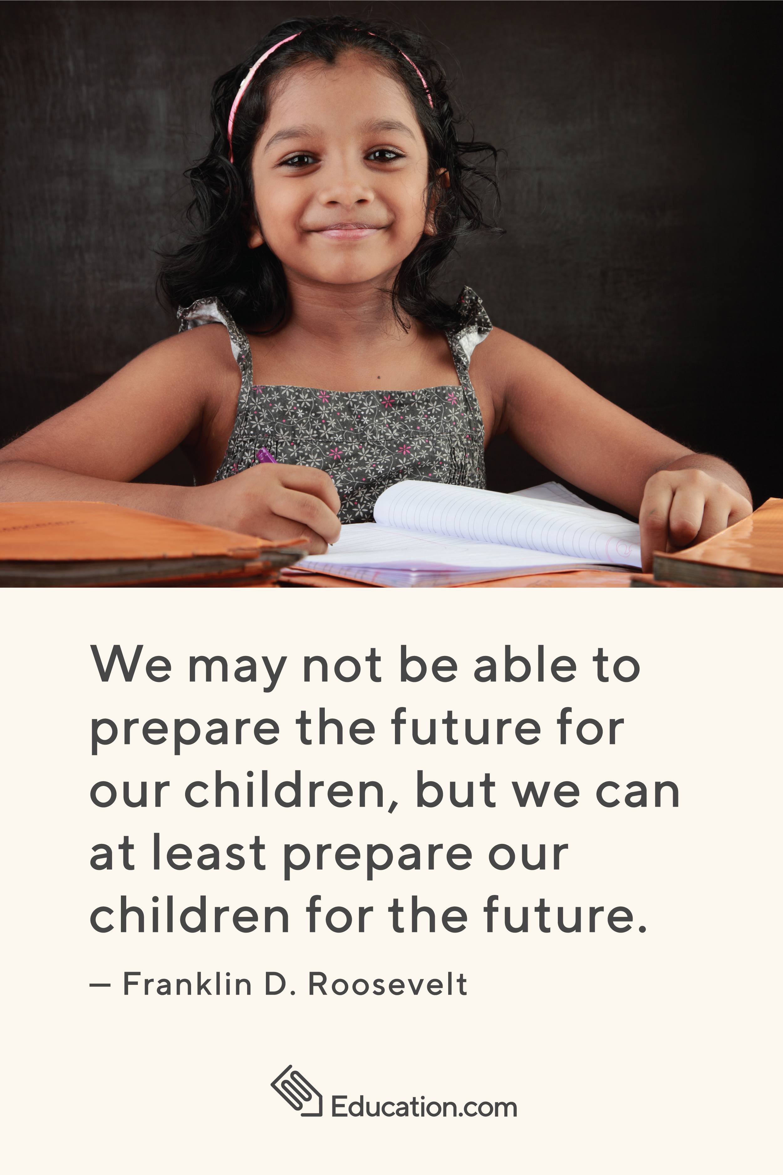 How Do You Help Your Child Prepare For The Future