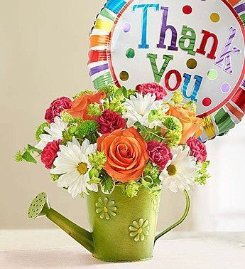 Showers of Flowers Thank You