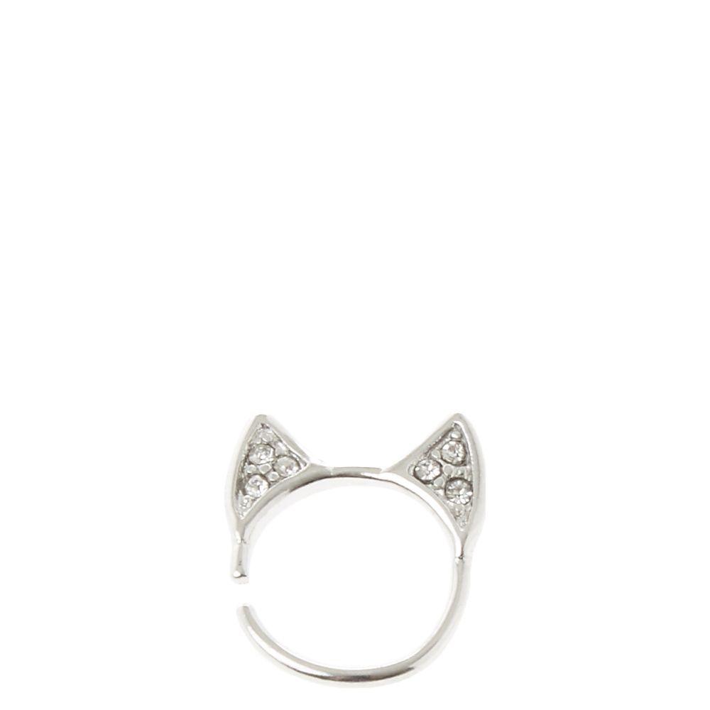 Cat Ears Cartilage Earring
