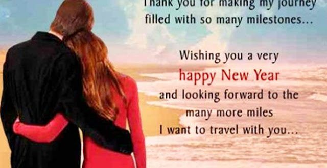 happy new year 2019 sms wishes for your best friend love wife