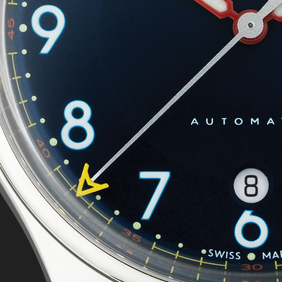 Our watches are inspired by the halcyon era of Swiss
