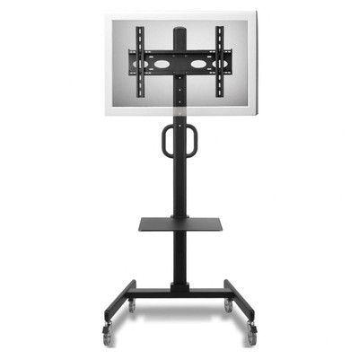 Cotytech Adjustable Ergonomic Mobile TV Stand