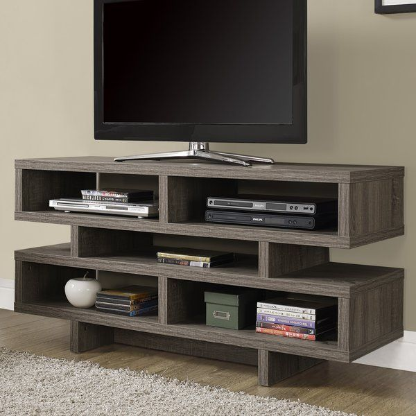 "Monarch Specialties Inc. Monarch 48"" TV Stand & Reviews 