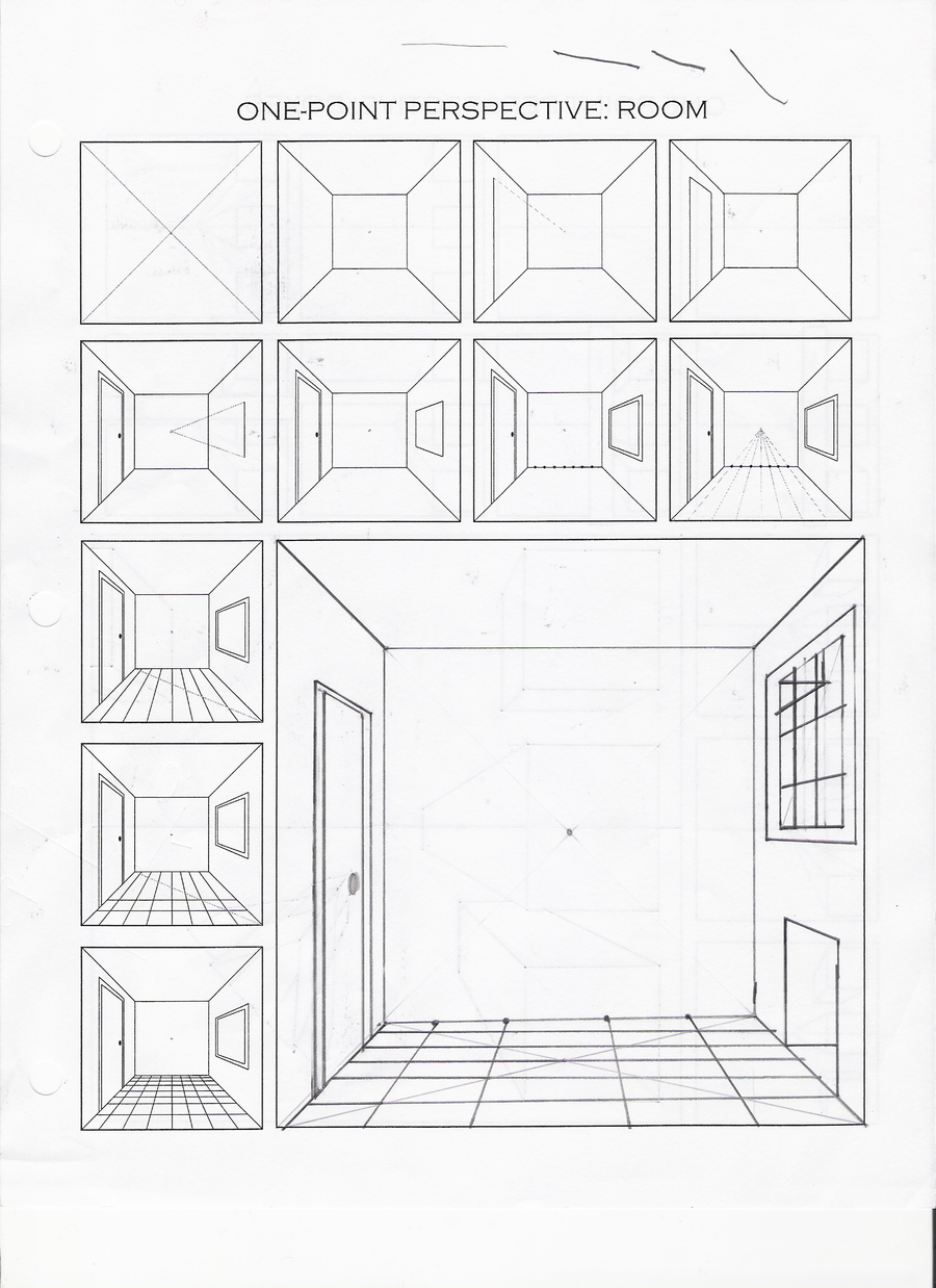 One-Point Perspective Stars by Jewels | Teachers Pay Teachers