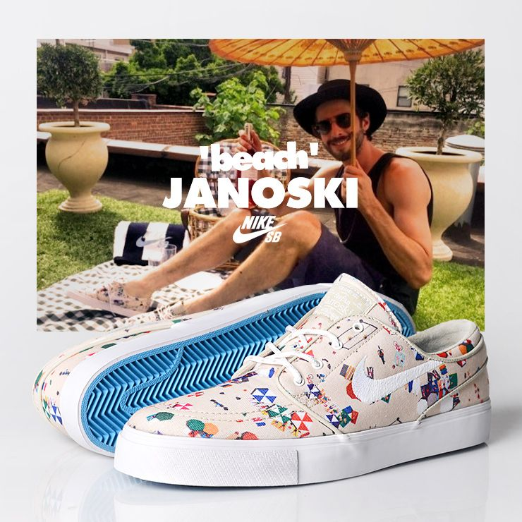 Nike SB Stefan Janoski 'Beach Quickstrike