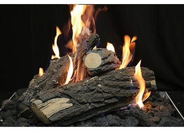 Ceramic Log Sets Archives Montana Fire Pits In 2020 Fire Pit Logs Fire Pit Outdoor Propane Fire Pit