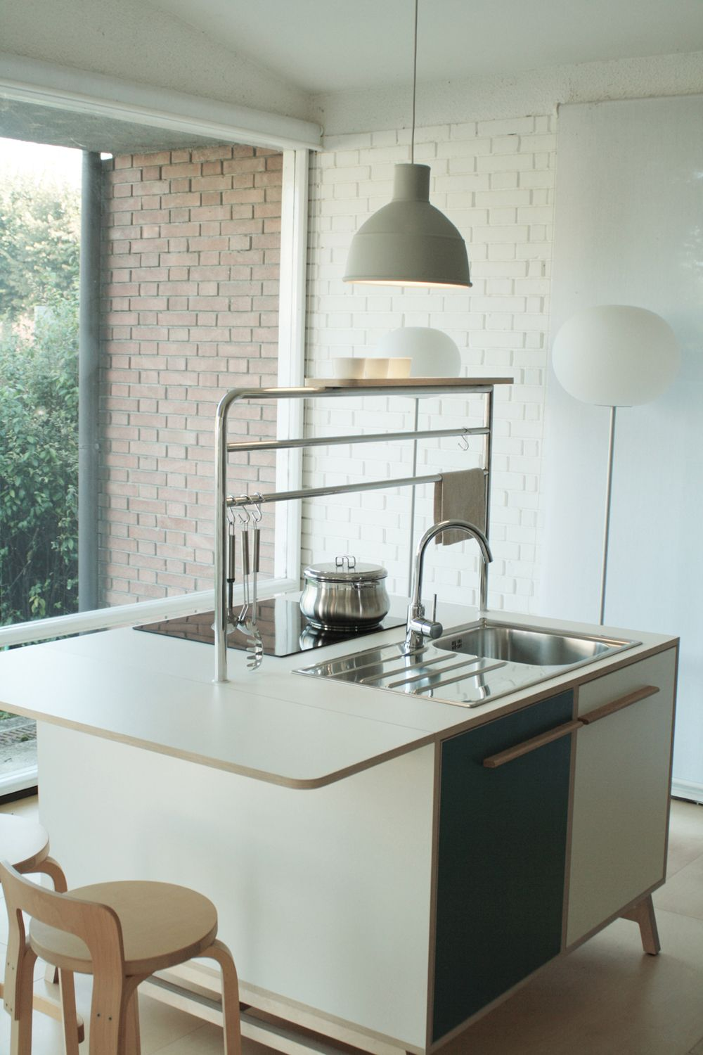 Monoblocco Happy Kitchen, design JVLT, per Design Mood_ www ...