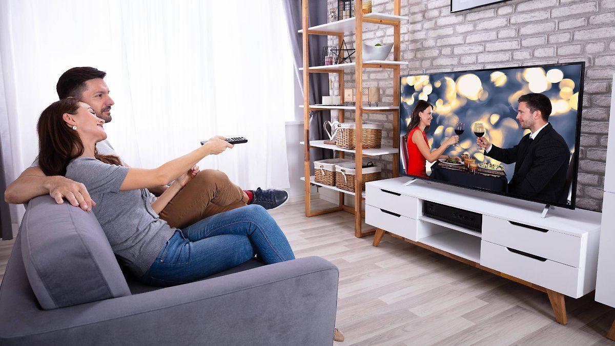 Stiftung Warentest stellt Fernseher mit Bildschirmgrößen