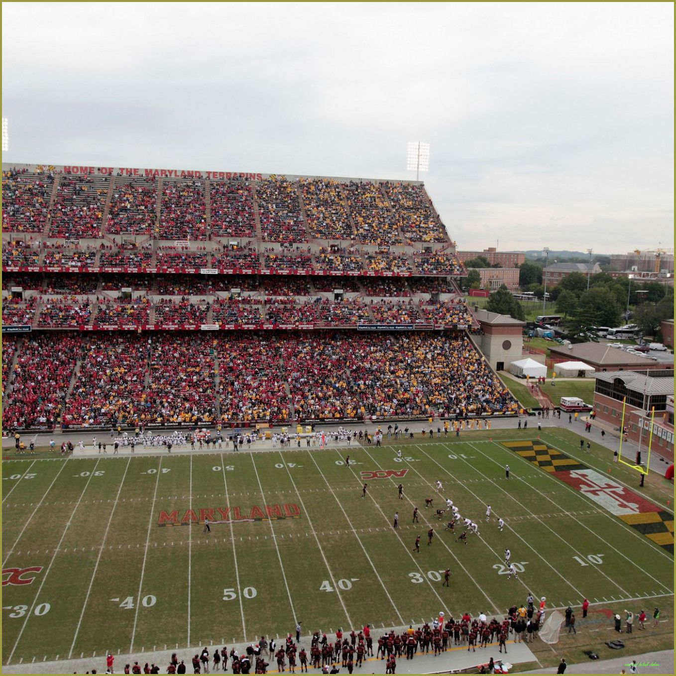 8 Things You Wont Miss Out If You Attend Maryland Football Stadium Maryland Football Stadium In 2020 Football Stadiums Nfl Kickers Nfl History