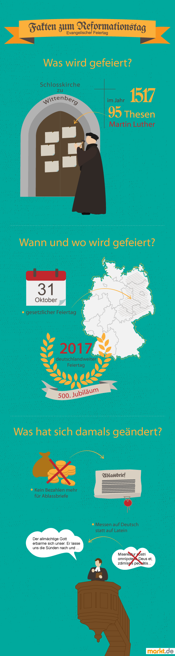 Reformationstag Feiertag?