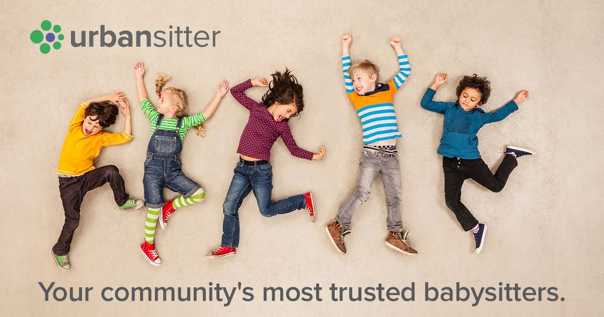 Babysitters Nannies And Child Care Urbansitter Babysitting Jobs Babysitter Nanny Jobs