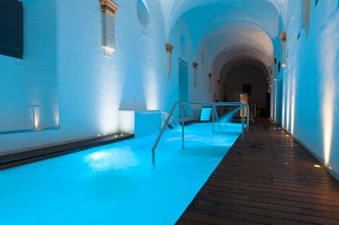 spa monasterio de piedras | Wellness Spa Future Trends | Pinterest