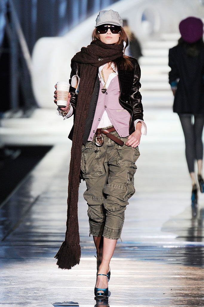 Dsquared² Fall 2009 Ready-to-Wear - Collection - Gallery - Style.com