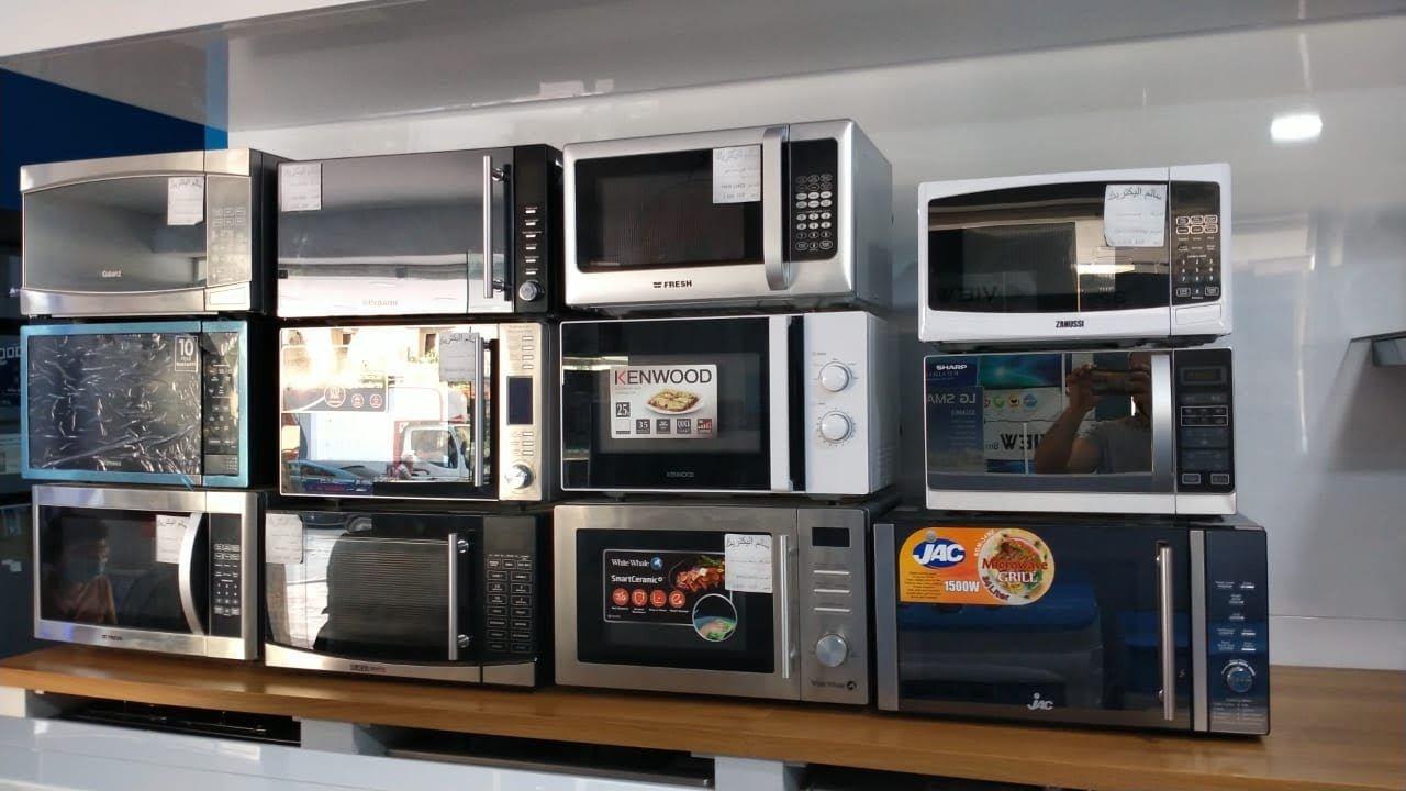 افضل انواع الميكرويف المتاح حاليا في السوق ميكرويف سامسونج وشارب وفريش Locker Storage Home Decor Lockers