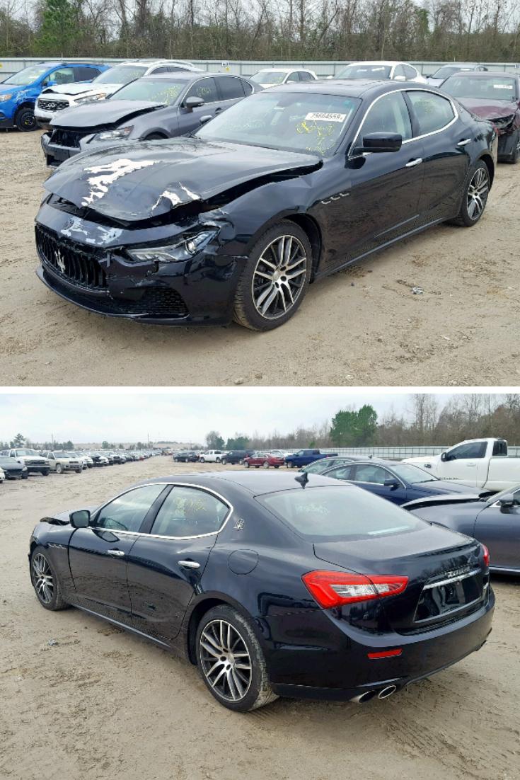 2015 Maserati Ghibli Maserati Ghibli 2015 Maserati Maserati