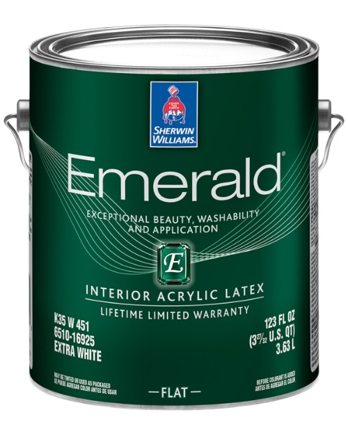 Sherwin Williams Emerald Paint And Primer In One With Advanced Stain In 2020 Sherwin Williams Cabinet Paint Painting Kitchen Cabinets White Painting Kitchen Cabinets