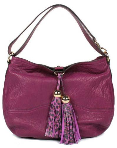 Mulberry Greta Hobo in Plum This Mulberry Greta Hobo is a plum bag made  from grainy d0e224d7fb273
