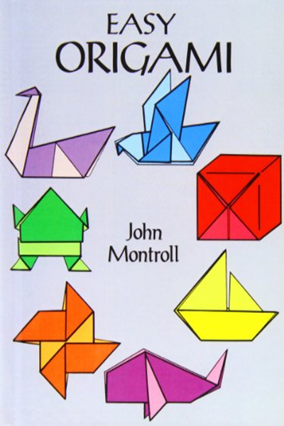 2008 Easy Origami By John Montroll Paw Prints 2008 08 11 Origami Easy Chinese New Year Crafts Chinese New Year Activities