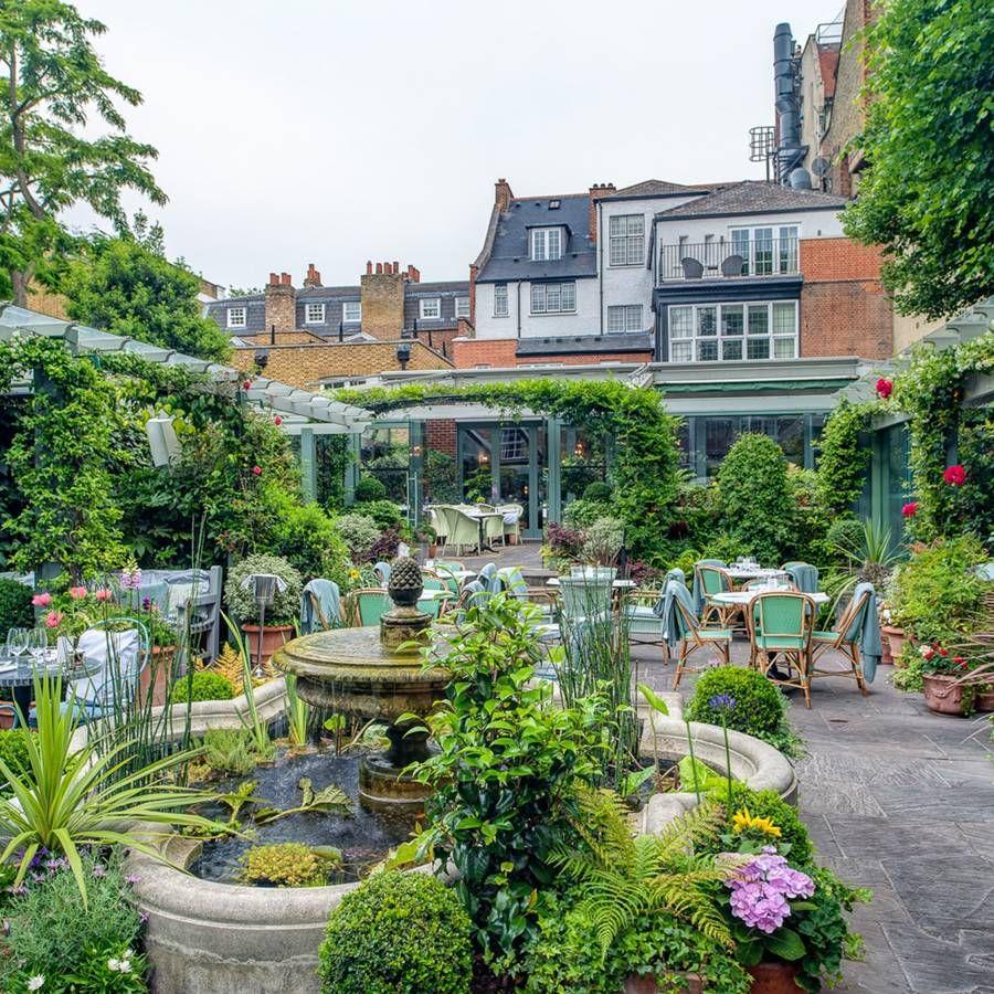 London's loveliest restaurants with gardens Chelsea