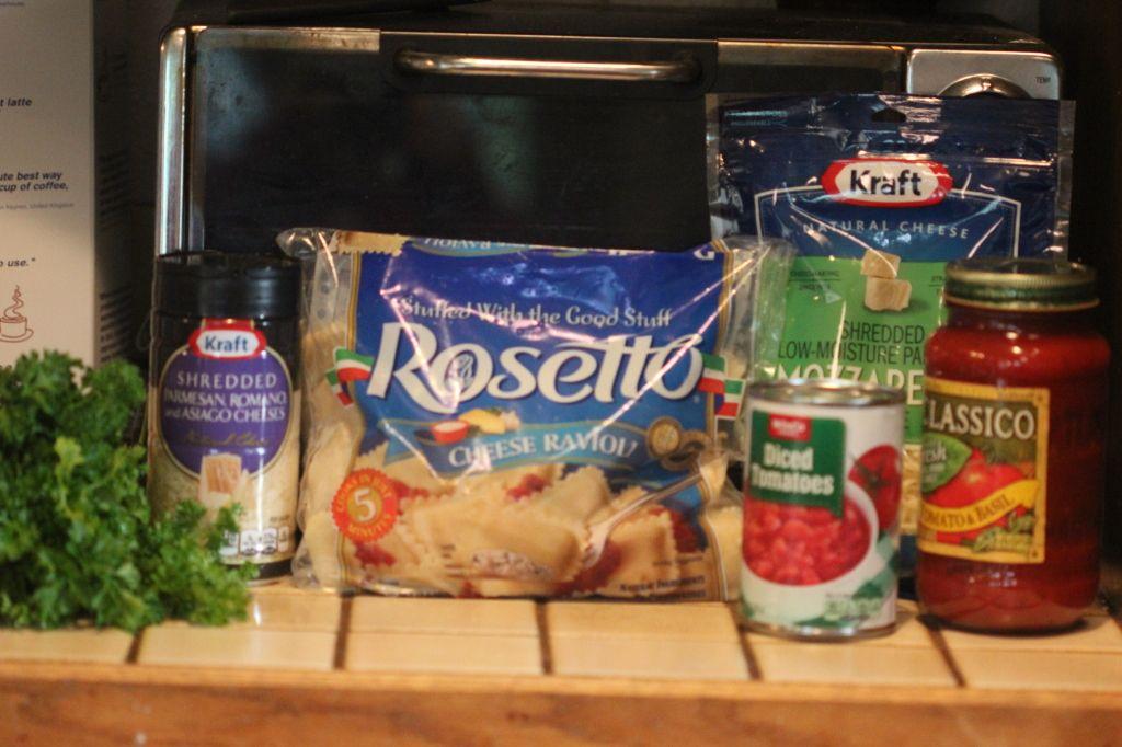 Ravioli Bake Recipe   Budget Savvy Diva