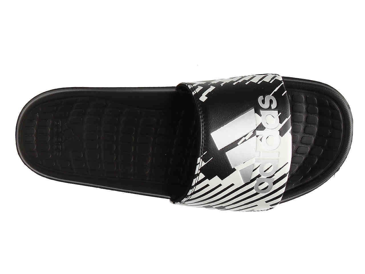 909de5f80be142 adidas Voloomix GR Slide Sandal Men s Shoes