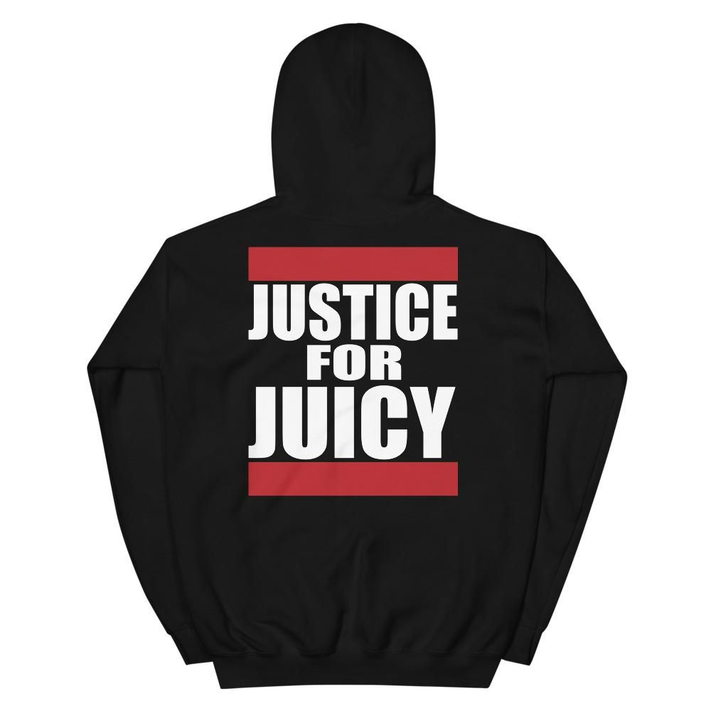 Justice For Juicy Sticks And Stones Heavy Blend Hoodie Hoodies Sticks And Stones Juicy