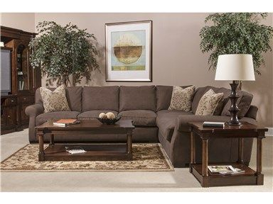 Shop For Fairmont Designs Belfort Sectional, 538461, And Other Living Room  Sectionals At Furniture