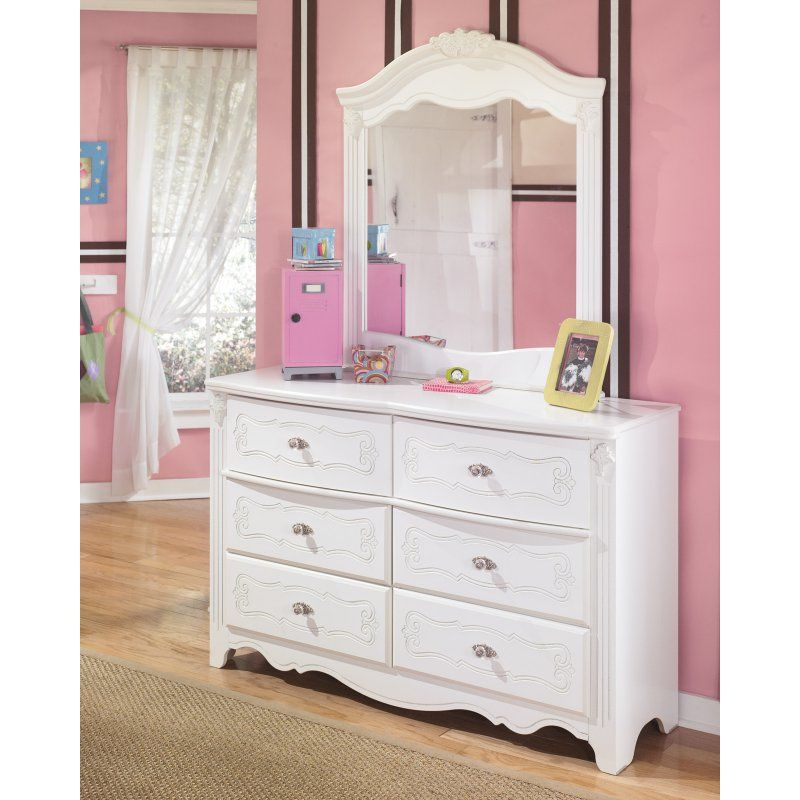 Best Signature Design By Ashley Exquisite 6 Drawer Dresser With 640 x 480