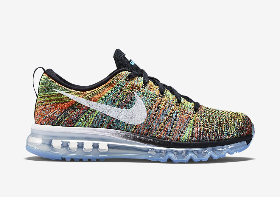 The Nike Flyknit Air Max