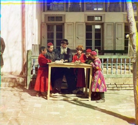 Photographer and chemist Sergei Mikhailovich Prokudin-Gorskii documented the Russian empire in full color images years before the 1917 revolution.
