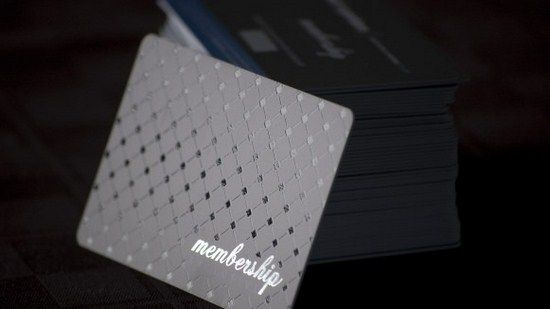 30 mil plastic membership card graphic design pinterest 30 mil plastic membership card colourmoves