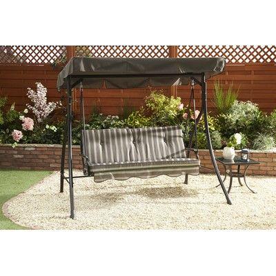 Bali 3 Seater Swing Outdoor Patio Furniture