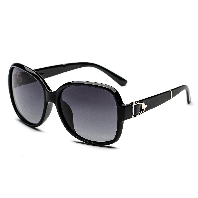 WESHION Sunglasses Women Men Polarized Retro Small Vintage