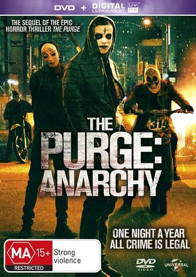 Purge - Anarchy, The (DVD)