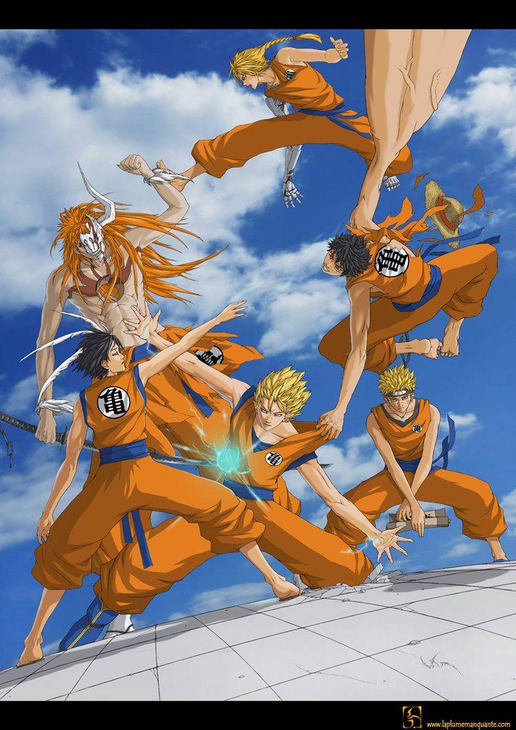 Natsu is the fastest easily. Goku Vs Ichigo Vs Naruto Vs Edward Vs Luffy Vs Chyuta Epic Anime Fight Anime Fight Anime Dragon Ball All Anime Characters