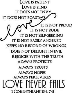 Love Is Patient Quote Pinlovely Sunshine On 1 Corinthians 13  Pinterest  Corinthians