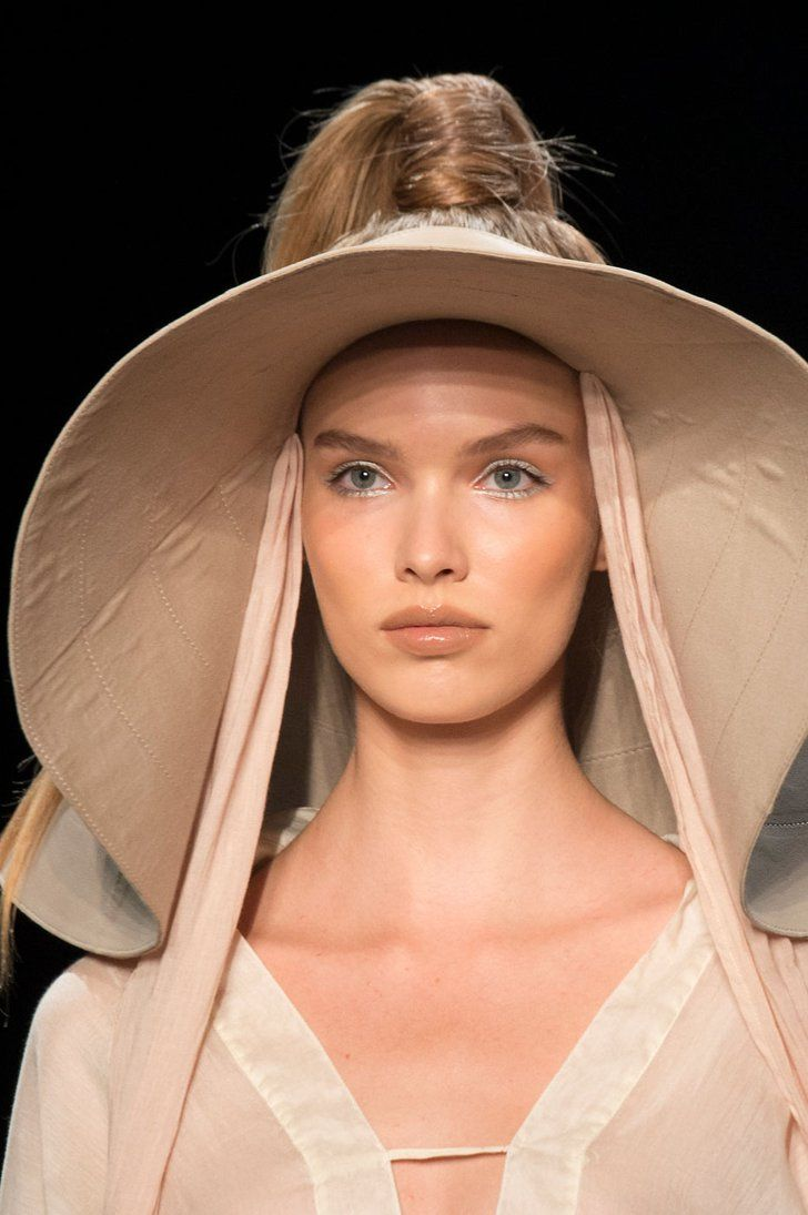 These Are the Best Beauty Looks of NYFW (So Far!) Nicholas K S/S 2017