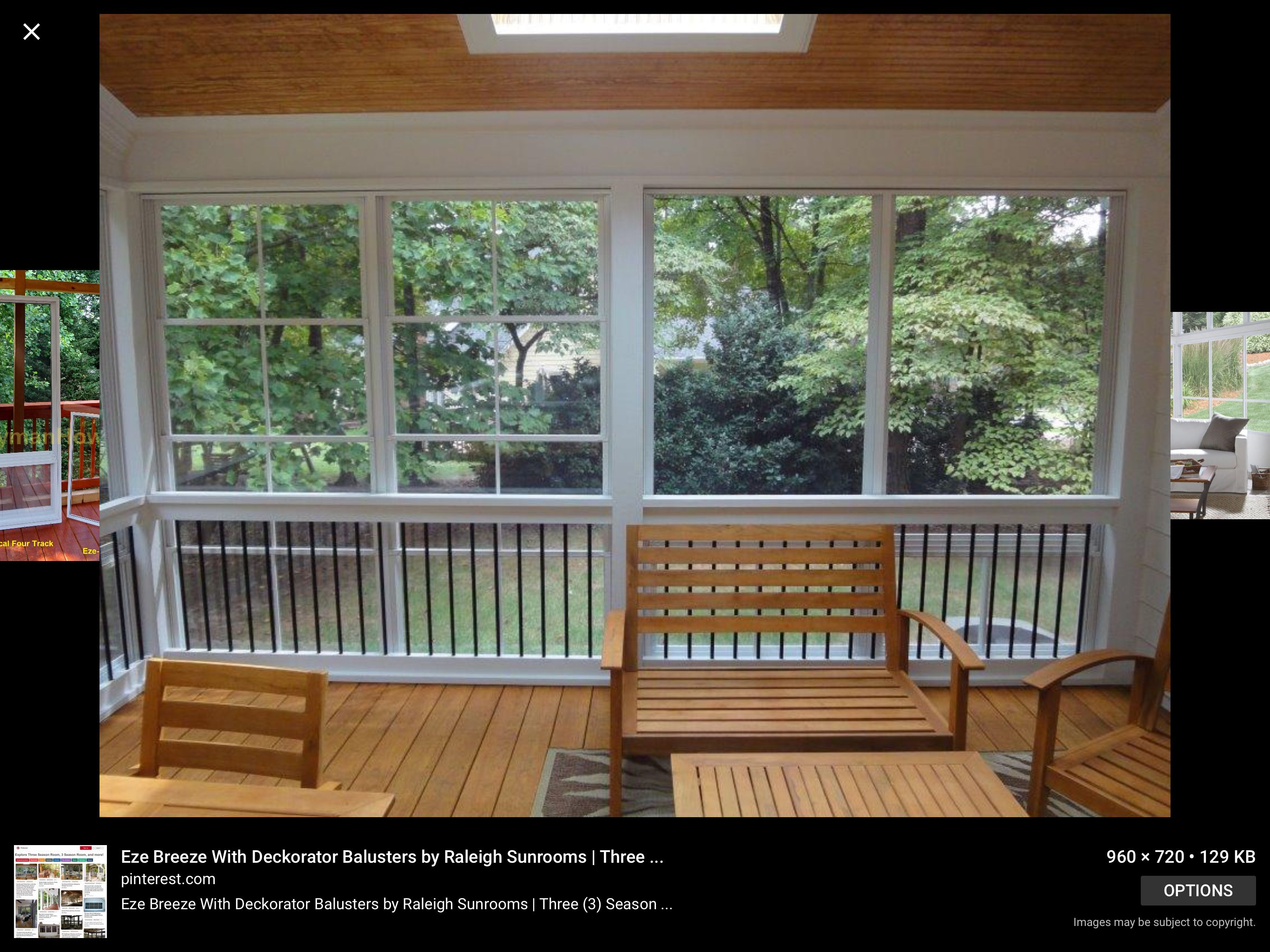 3 season porch window ideas  pin by leslie minkoff on new porch  pinterest  porch and backyard