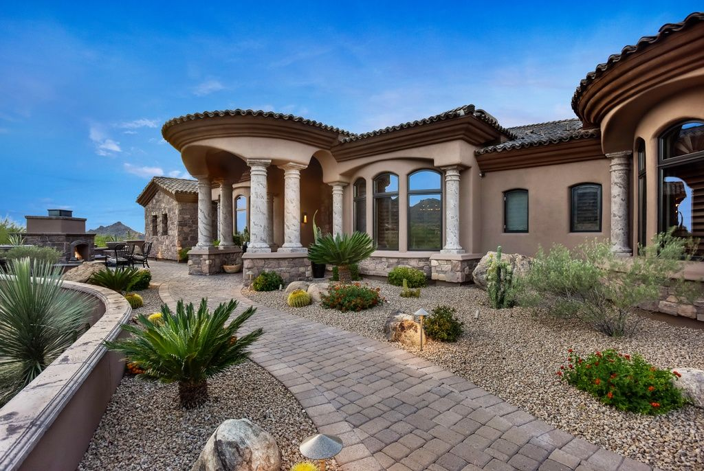 24634 N 120th Pl Scottsdale Az 85255 Zillow Zillow Homes Luxury Real Estate Zillow