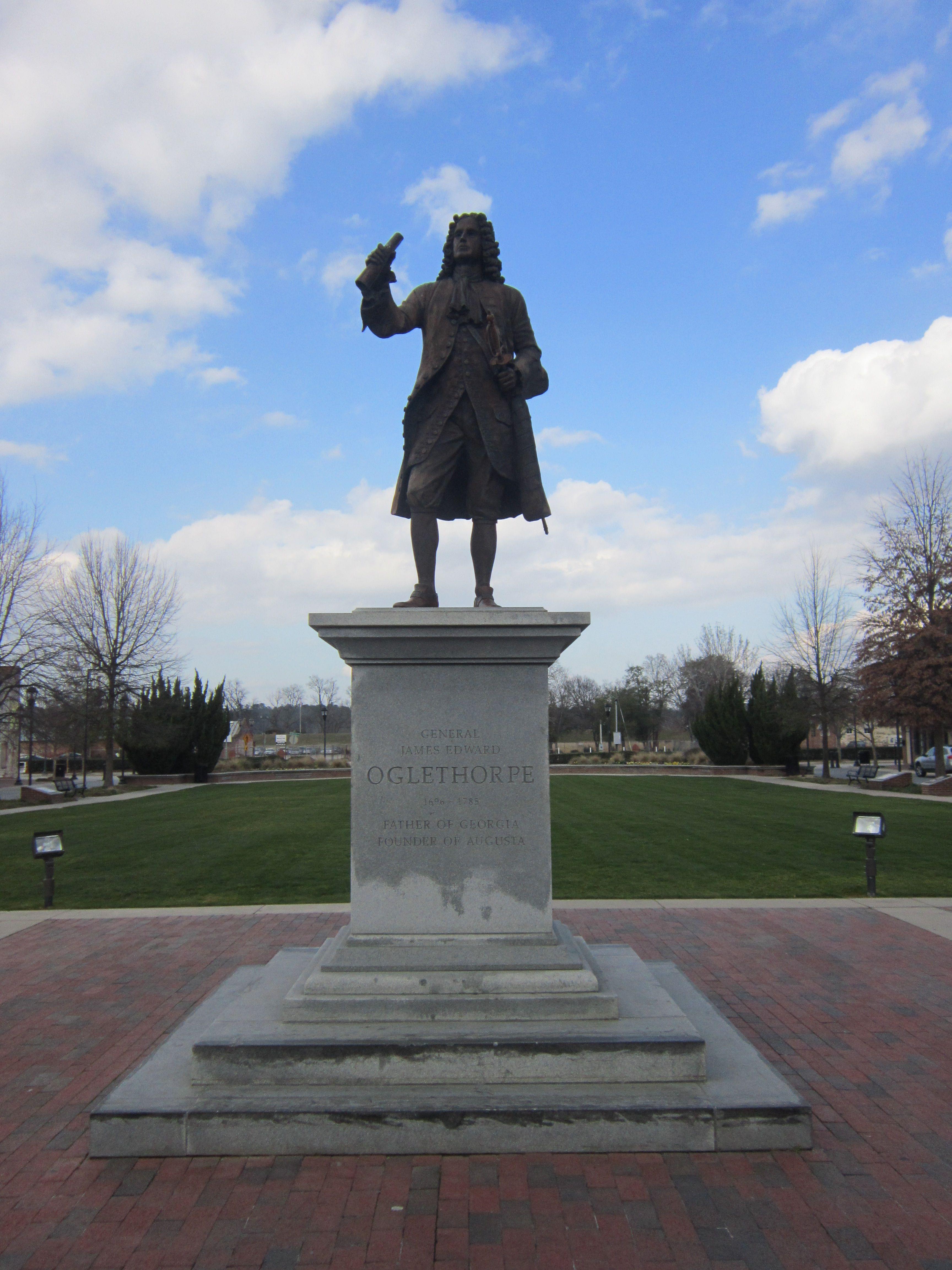 James Brown Statue on Broad Street Augusta