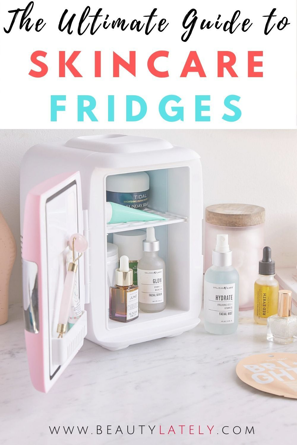 Skincare Fridges Do You Really Need One In 2020 Skin Care Skin Care Brands Skincare Video