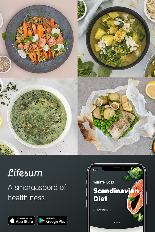 The Scandinavian Diet Includes Good Quality Carbs Healthy Fatty Acids And Plenty Of Protein Try Scandinavian Diet With The Lifesum Healthy Lifesum Food Diary